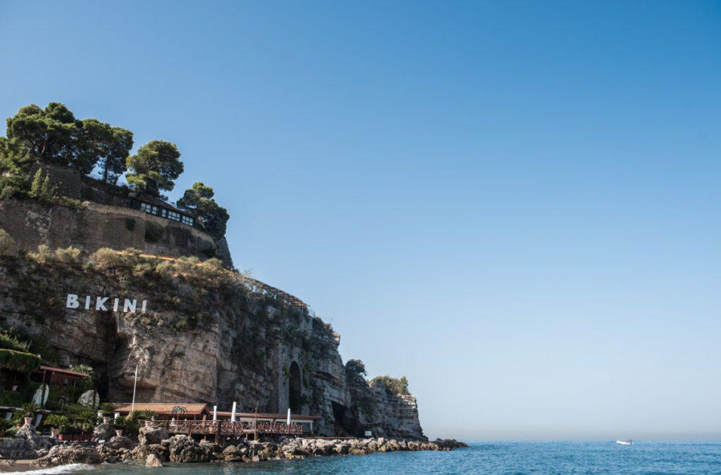Panorama de Il Bikini